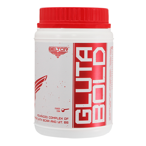 BELTOR GLUTABOLD 400 g. Strawberry / Truskawka B0448