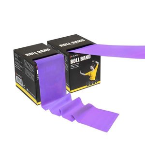 RB01 PURPLE 0.4 x 150 MM 50M GUMA W ROLCE HMS